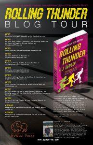 Rolling Thunder Blog Tour!